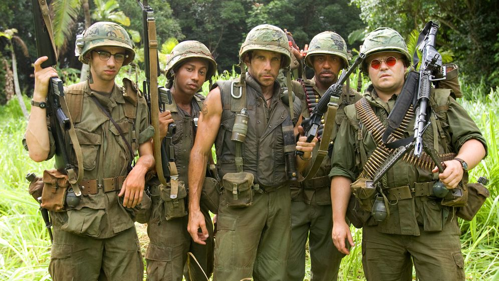 Tropic Thunder - Bildquelle: 2008 DreamWorks LLC. All Rights Reserved.