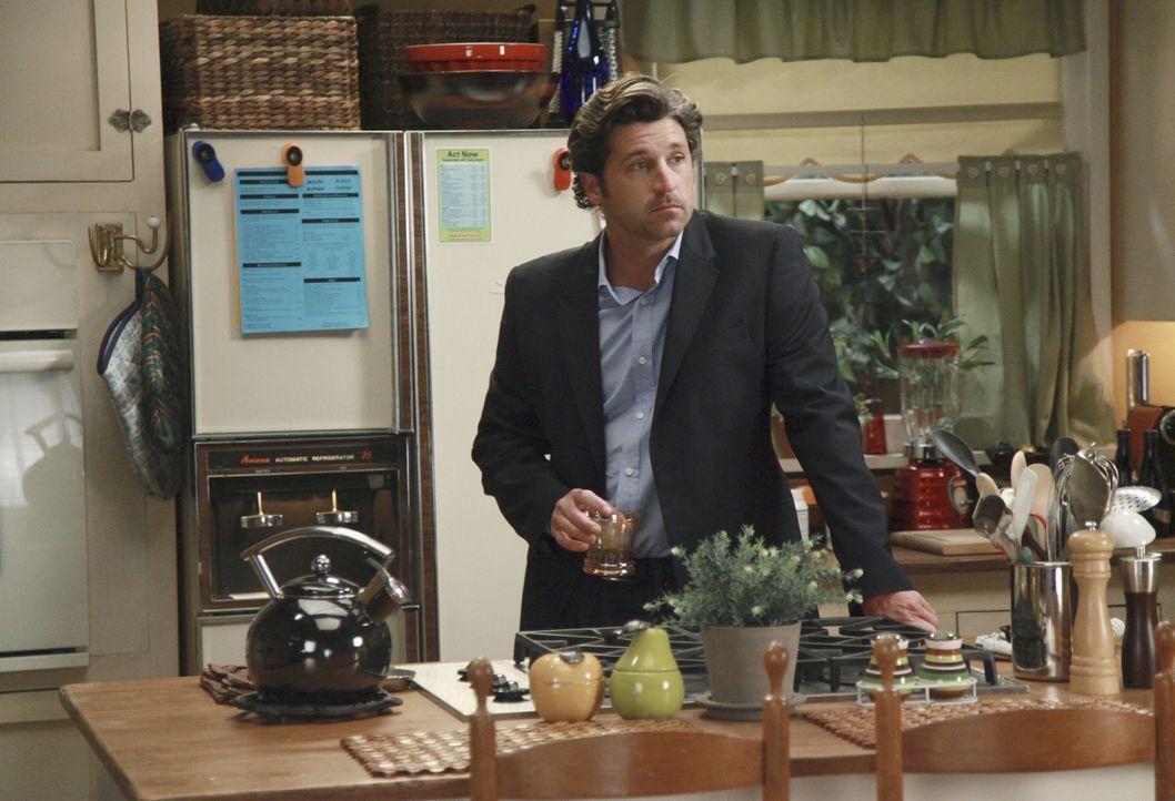 Hat seine Ehe mit Meredith noch einen Sinn? Derek (Patrick Dempsey) ... - Bildquelle: ABC Studios
