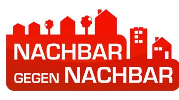 Nachbar gegen Nachbar - Nachbar gegen Nachbar - Logo © SAT.1