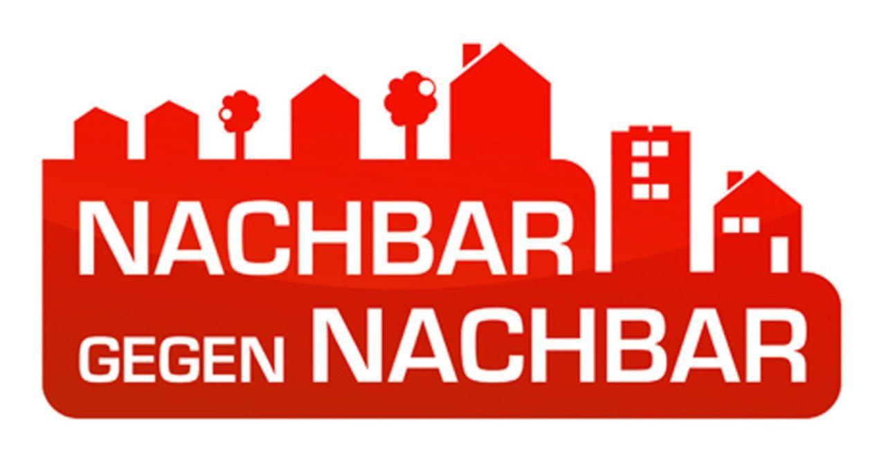 Nachbar gegen Nachbar - Logo - Bildquelle: SAT.1