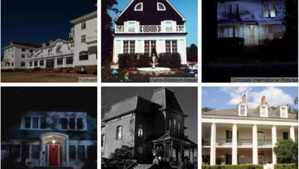 Horror-Häuser: Das Quiz