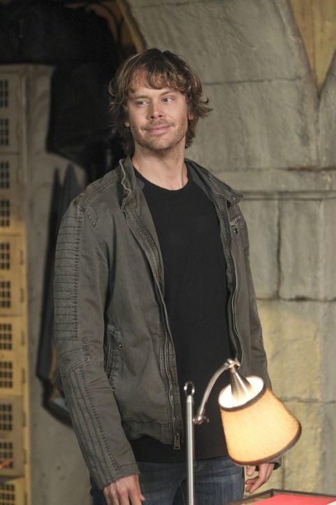 Zusammen mit Callen und Sam muss er so schnell wie möglich einen Maulwurf auffliegen lassen, damit nicht noch mehr Undercover-Agenten in Gefahr gera... - Bildquelle: CBS Studios Inc. All Rights Reserved.
