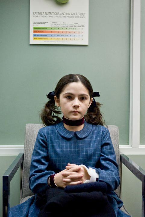 Hat nur Böses im Sinn: Waisenkind Esther (Isabelle Fuhrman) ... - Bildquelle: Kinowelt