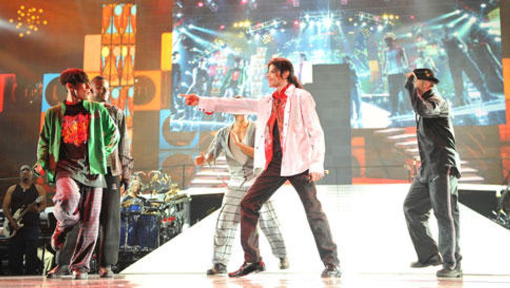 - Bildquelle: The Michael Jackson Company - LLC