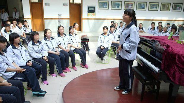 Schulwissenstest China