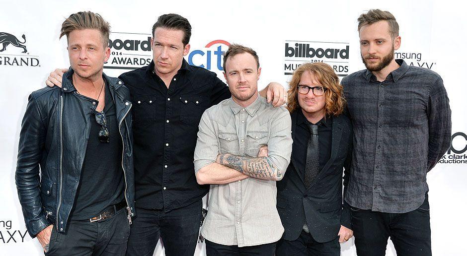 Billboard-Music-Awards-OneRepublic-14-05-18-getty-AFP - Bildquelle: getty-AFP