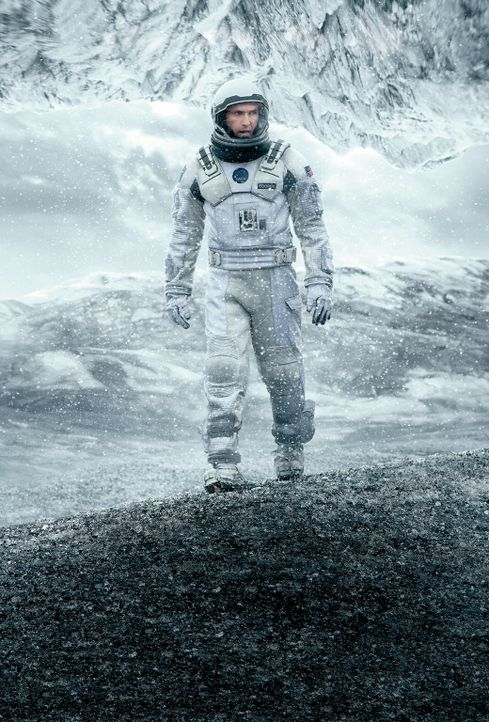 INTERSTELLAR - Artwork - Bildquelle: 2014 Warner Bros.