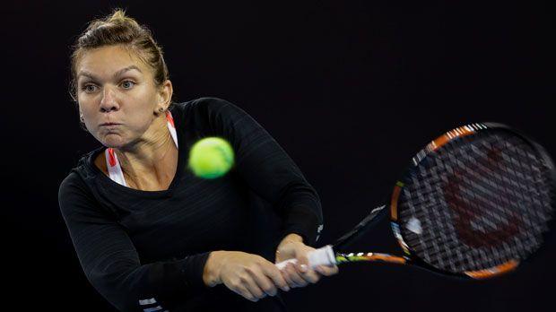 Simona Halep (Qualifiziert - 4728 Punkte) - Bildquelle: 2016 Getty Images