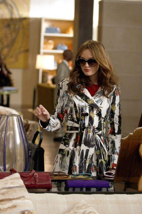 Entdeckt ihre wilde Seite wieder: Blair (Leighton Meester) ... - Bildquelle: Warner Brothers