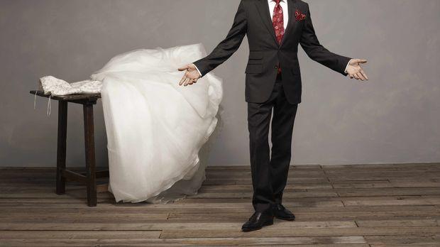 Randy Fenoli sorgt dafür, dass die zukünftigen Bräute das richtige Hochzeitsk...