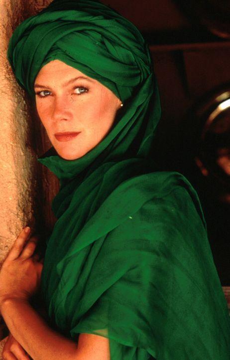 Joan (Kathleen Turner) soll für den arabischen Machthaber Omar dessen Biografie schreiben und reist deshalb in den Orient. Unterdessen erfährt ihr F... - Bildquelle: 20th Century Fox Film Corporation