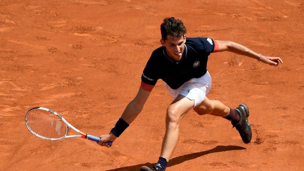 Dominic Thiem steht im Finale der French Open - Bildquelle: AFPAFPCHRISTOPHE SIMON