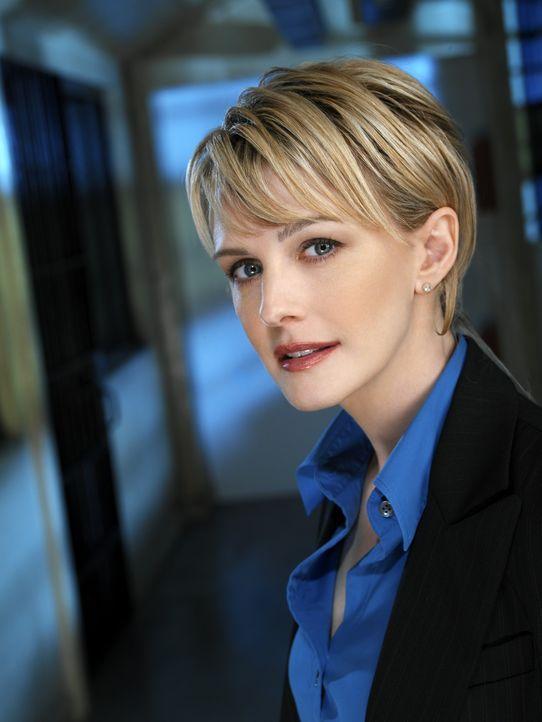 (2. Staffel) - Sie ist besitzt einen logisch, denkenden Verstand und die nötige Wärme, um sowohl ihre Fälle zu lösen, wie auch um sich in die Hinter... - Bildquelle: Warner Bros. Television