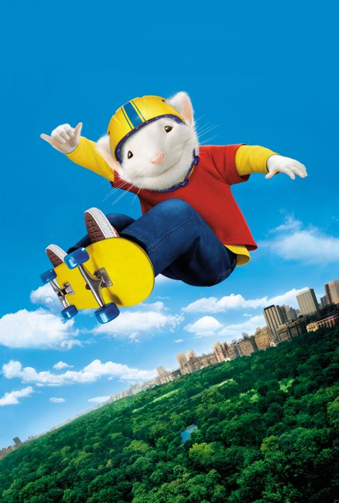 Auf seiner spannenden und aufregenden Suche nach seiner gefiederten Freundin Margalo muss sich Stuart Little abenteuerlichen Herausforderungen stell... - Bildquelle: 2003 Sony Pictures Television International. All Rights Reserved.