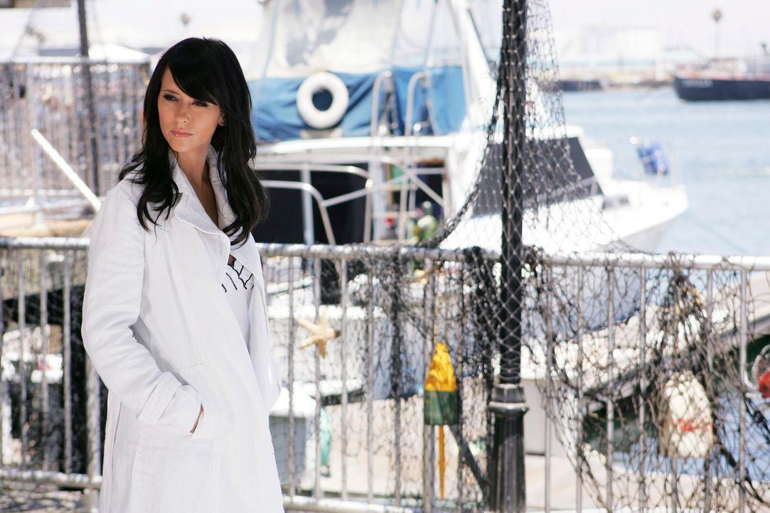 Melinda Gordon (Jennifer Love Hewitt) wird von einem Geist bedrängt, der ziemlich konfus zu sein scheint. Er vermeidet es aus unerfindlichen Gründen... - Bildquelle: ABC Studios