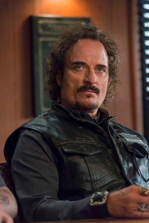 Was erwartet Tig (Kim Coates), der die Sons durch den Mord an dem Iraner in extreme Schwierigkeiten bringt - wird ihm Jax vergeben je können? - Bildquelle: 2013 Twentieth Century Fox Film Corporation and Bluebush Productions, LLC. All rights reserved.