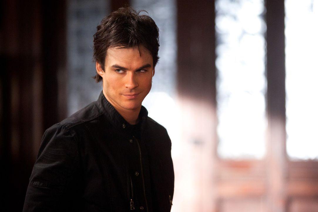 Damon und sein typischer Blick  - Bildquelle: Warner Bros. Entertainment Inc.