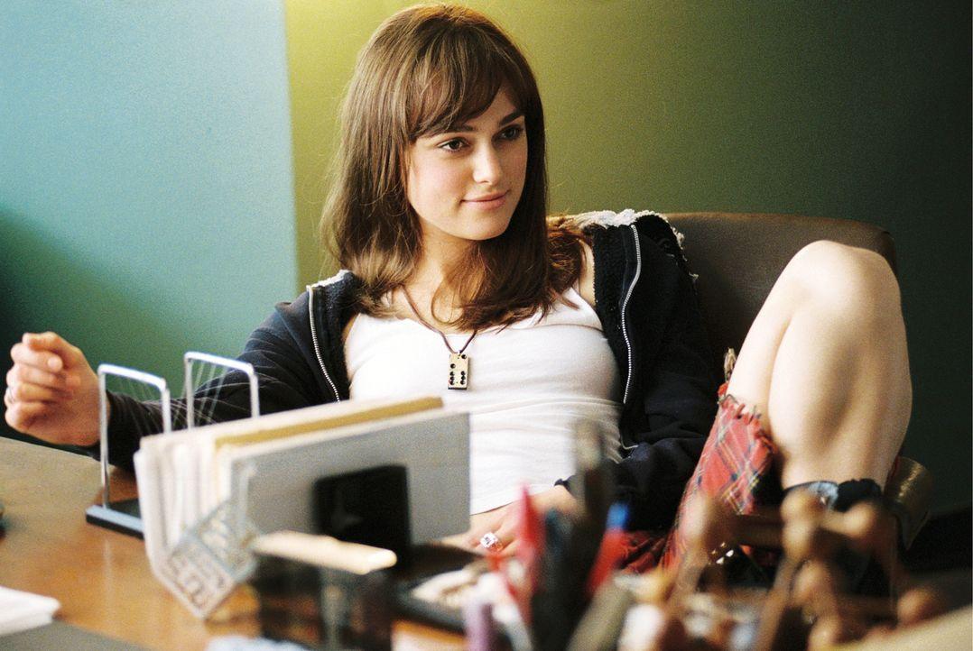 Domino (Keira Knightley) führt das perfekte Leben: Sie ist Schülerin an einer Privatschule und nebenbei Model, doch sie will mehr ... - Bildquelle: Constantin Film