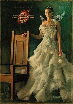 Jennifer Lawrence Catching Fire Porträt - Bildquelle: Studiocanal