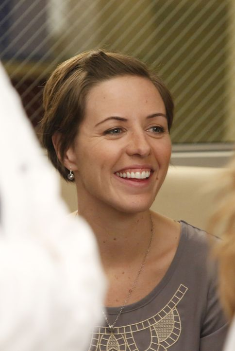 Ist froh, als die Ärzte die Ursache für die Beschwerden ihres Ehemanns finden: Jodi (Erin Allin O'Reilly) ... - Bildquelle: ABC Studios