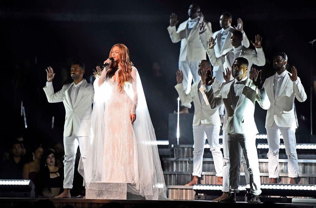 Grammy2015-150208-show-AFP (2) - Bildquelle: getty/AFP
