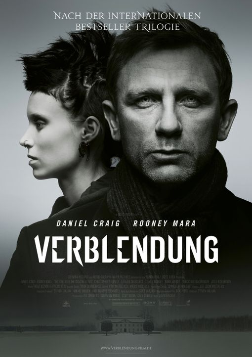 VERBLENDUNG - Plakatmotiv - Bildquelle: Sony Pictures Television Inc. All Rights Reserved.