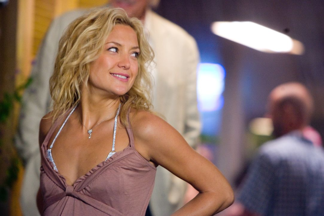 Weil ihr Mann immer weniger Zeit für sie hat, verlangt Tess (Kate Hudson) die Scheidung. Doch das Schicksal hat einen anderen Plan für sie in pett... - Bildquelle: Warner Brothers