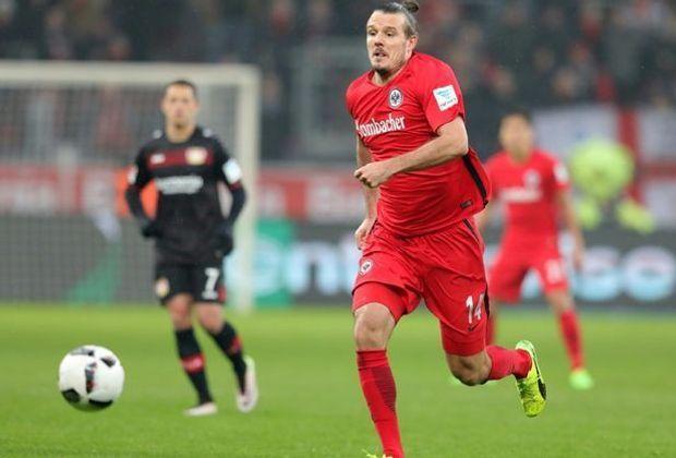 Gegen Leipzig zunächst auf der Bank: Alexander Meier