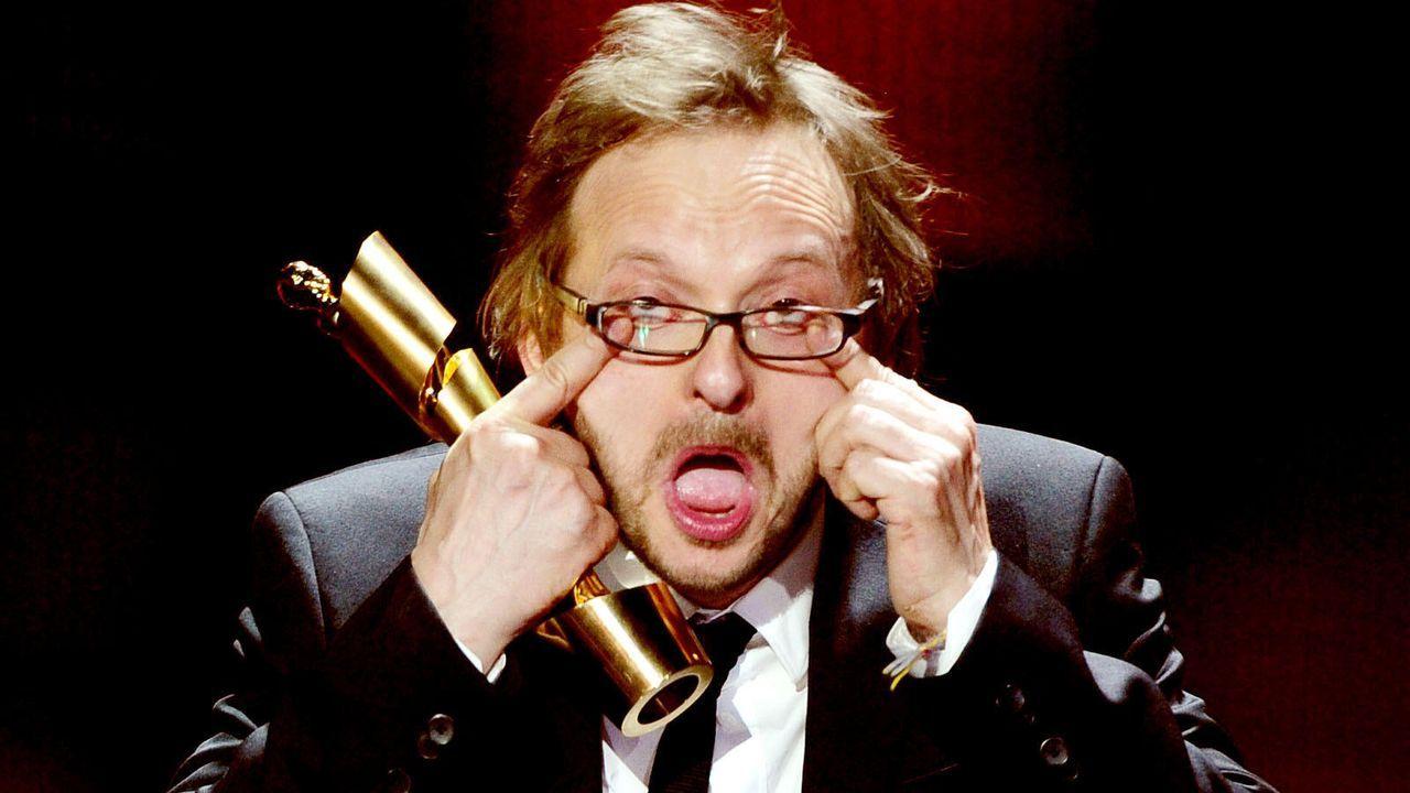 deutscher-filmpreis-12-04-27-milan-peschel-10-dpajpg 1600 x 900 - Bildquelle: dpa