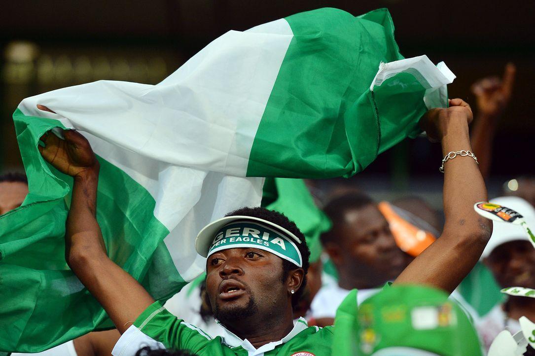 Fussball-Fans-Nigeria-130203-AFP - Bildquelle: AFP