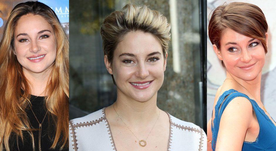 Shailene Woodley: Neue noch kürzere Frisur - Bildquelle: wenn