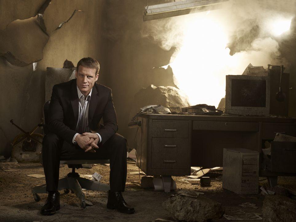 (1. Staffel) - Wirft sich freiwillig in die Schussbahn, kämpft gegen die Zeit und entwirrt die Rätsel seiner Mission: Bodyguard Christopher Chance (... - Bildquelle: Warner Brothers