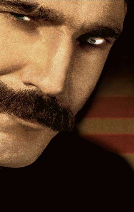 """Der einäugige Fleischer Bill """"The Butcher"""" Cutting (Daniel Day-Lewis) ist der Anführer der """"Natives"""", die mit brutalen Mitteln gegen die Gangs der... - Bildquelle: Miramax Films"""