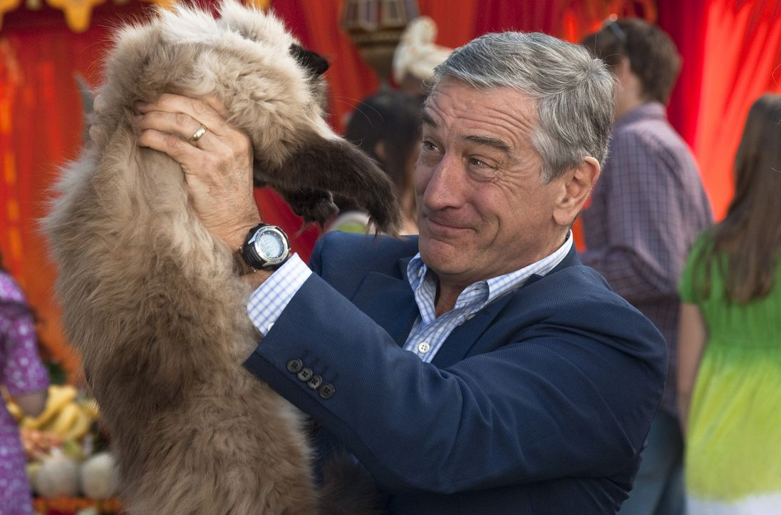 Die Kampagne, an der sich Greg beteiligt, sorgt bei Jack (Robert De Niro) für Misstrauen seinem Schwiegersohn gegenüber. Durch Spionage und Recher... - Bildquelle: Glen Wilson 2010 Universal Studios & DW Studios LLC