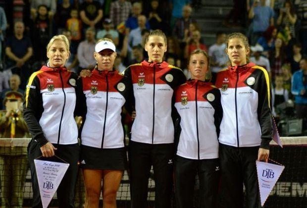 Deutsches Fed-Cup-Team spielt auf Hawaii