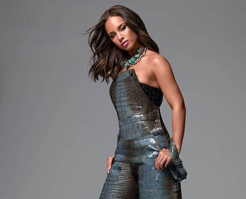 Galerie: Alicia Keys - Bildquelle: Yu Tsai - Sony Music