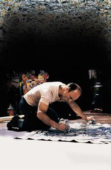 Pollock - Zwischen Alkoholexzessen, Selbstzweifeln und künstlerischen Erfolge...