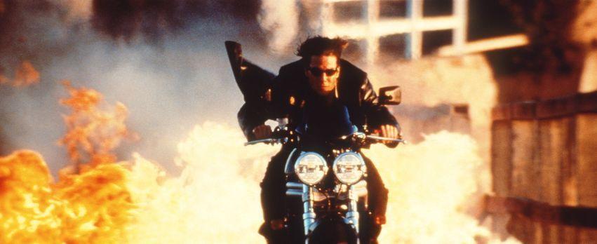 Mission: Impossible 2 - Bei der Rekrutierung von Ambroses Ex-Geliebter wird d...