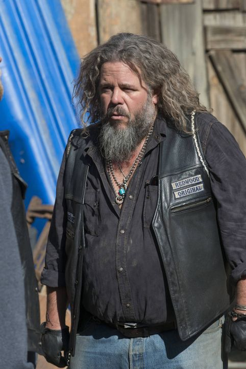 Bobby (Mark Boone Junior) versucht alles, um Jax davor zu retten, selber so zu werden wie sein Stiefvater ... - Bildquelle: 2012 Twentieth Century Fox Film Corporation and Bluebush Productions, LLC. All rights reserved.