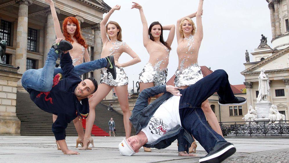 Dance, Dance, Dance mit den Flying Steps - Bildquelle: DAVIDS