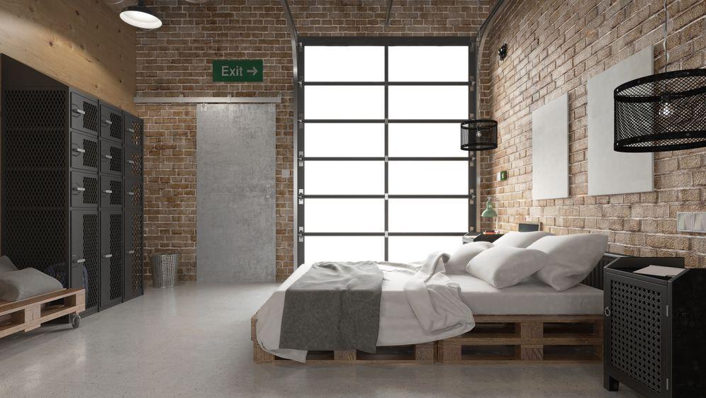 3 tolle varianten dein eigenes bett zu bauen diy. Black Bedroom Furniture Sets. Home Design Ideas