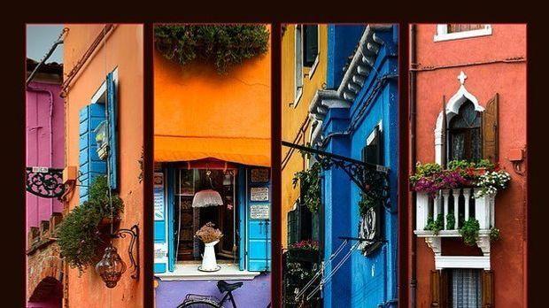 Italien-Collage