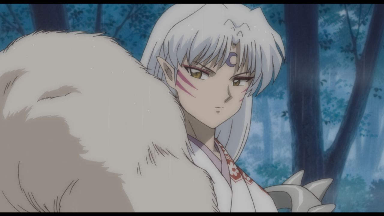 Sesshomaru - Bildquelle: 2004 Rumiko Takahashi / Shogakukan-YTV-Sunrise-ShoPro-NTV-Toho-Yomiuri-TV Enterprise All Rights Reserved