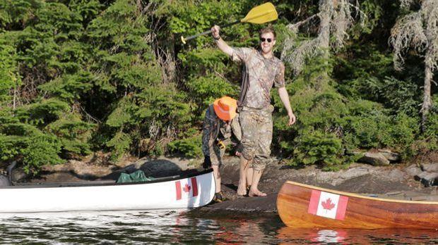 Luke geht nach Kanada