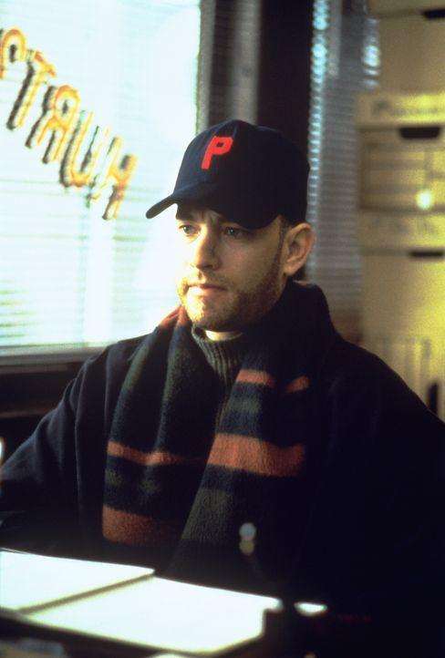 Als Andrew Beckett (Tom Hanks) an Aids erkrankt, verliert er unter einem fadenscheinigen Vorwand seinen Job in einer renommierten Anwaltskanzlei in... - Bildquelle: Columbia Pictures