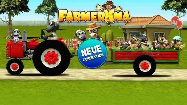 Farmerama: Die neue Generation
