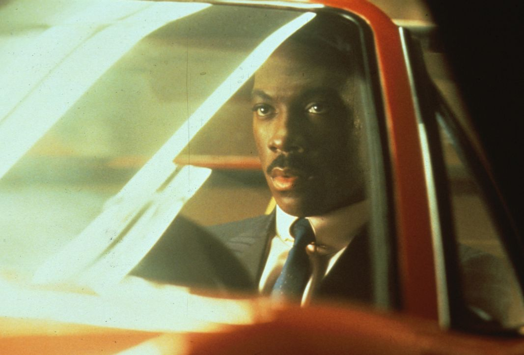 Das Ziel: Den Mörder seines Freundes zu finden -  Axel Foley (Eddie Murphy) ... - Bildquelle: Paramount Pictures