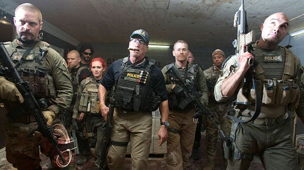 Sabotage-21-2014Sony-Pictures-Releasing-GmbH - Bildquelle: 2014 Sony Pictures Releasing GmbH