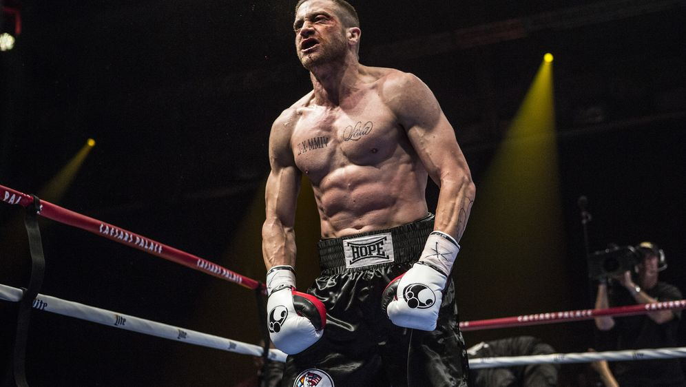 Southpaw - Bildquelle: Scott Garfield Tobis Film/   2014 The Weinstein Company. All Rights reserved.
