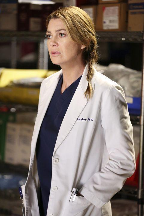 Um für ihre Freundin Callie da zu sein, muss Meredith (Ellen Pompeo) ihre eigenen Probleme zurückstellen ... - Bildquelle: ABC Studios
